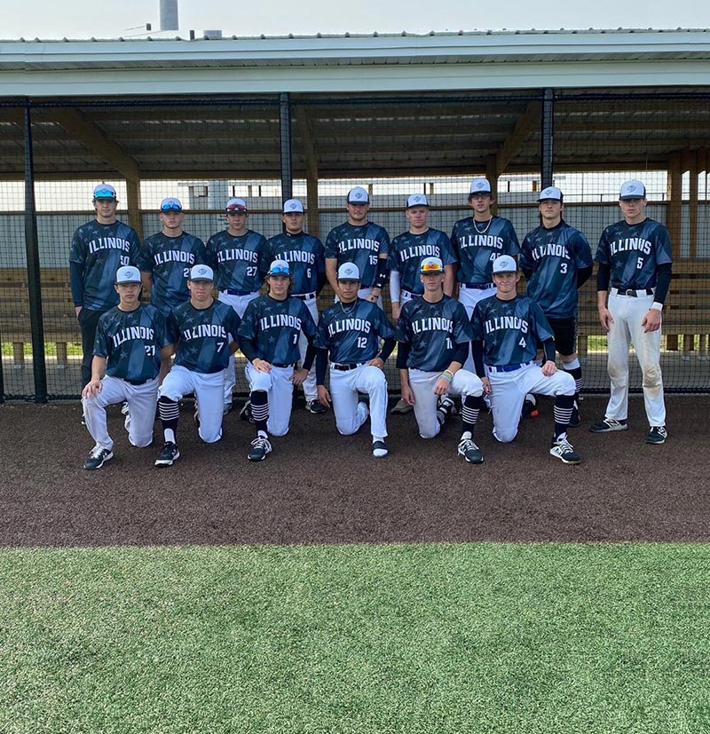 18u Dynasty Black places 4th at the Kernels Championship